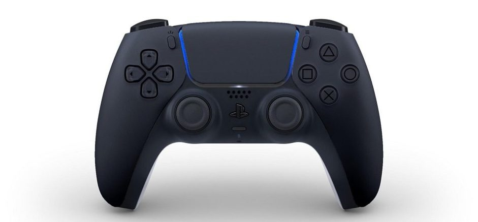 Playstation5 controller black